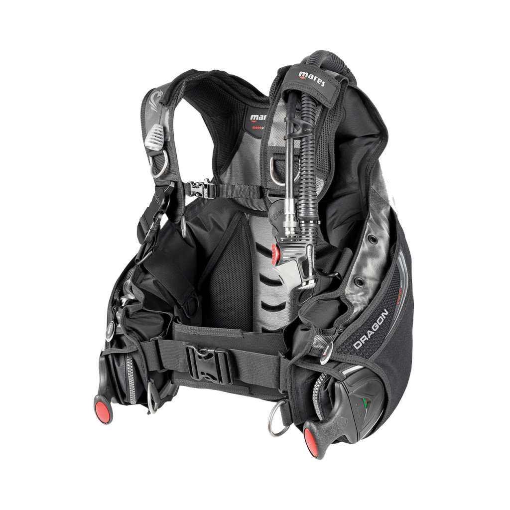 Mares Dragon BCD | Mares BCD | Mares Singapore