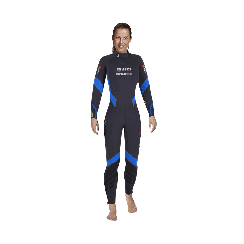 Mares Pioneer 7mm She Dives Wetsuit | Mares Wetsuits | Mares Singapore